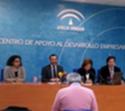 Andalucía Emprende impulsará la creación de 1.300 nuevas empresas a través de los CADE de Cádiz durante 2013
