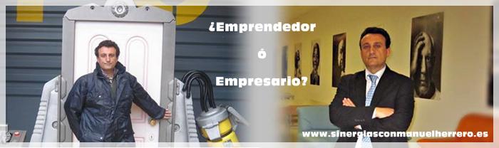 ¿ Emprendedor o empresario?. Emprendesario