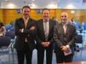 Ureña anima a los emprendedores riojanos a que aprovechen las oportunidades de financiación que ofrece ENISA